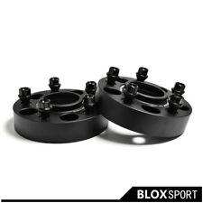 """1.6"""" 40mm BMW F31 2014+ (2pc) Wheel Spacers PCD5X120 CB72.5 +10pcs M14x1.25 Bolt"""