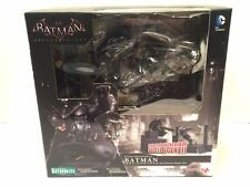 KOTOBUKIYA ARTFX+ BATMAN & ARKHAM KNIGHT 1/10 SCALE STATUE PRE-PAINTED MODEL KIT