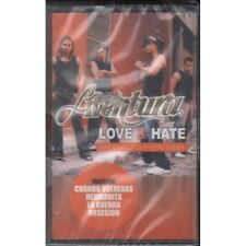 Aventura ‎MC7 Love & Hate Nuova Sigillata 8005020166028