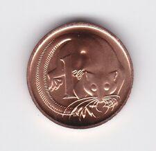 1986 Australia 1 One Cent UNC Uncirculated Coin ex UNC Set