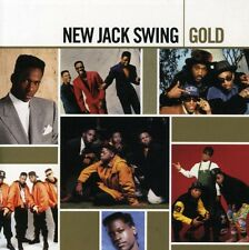Various Artists - New Jack Swing: Gold / Various [New CD] Rmst