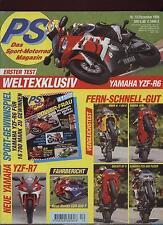 PS 12/98 Pegaso R 1100 ST4 VFR Varadero ZX-9R YZF-R6 YZF-R7 OW02 FZS 600 CBR 600