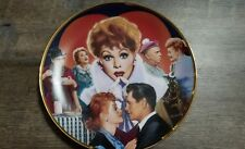 Lucy Plate (Lucille Ball) by Morgan Weistling - I Love Lucy