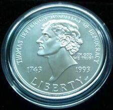 Stempelglanz Silber Gedenkmünzen aus den USA