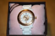 Movado Womens JUICY COUTURE watch WHITE
