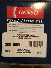 DENSO 280-5159 Remanufactured Starter