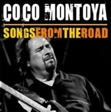 Songs From The Road 0710347120322 by Coco Montoya CD