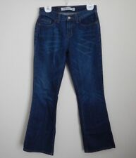 EXPRESS Jeans Women's Junior Girl's Precision Fit Riot Siren 4R 28 X 30 1/2""
