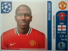 Panini 152 Ashley Young Manchester United UEFA CL 2011/12