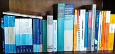 XXL Sammlung - 34x alte Medizin Literatur fürs Studium - Bücherpaket