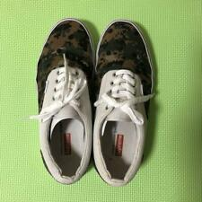 Supreme x Vans x Comme Des Garcons Mens Sneakers Camo Size 11 Used from JPN F/S