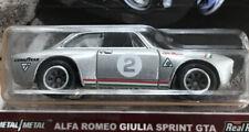 Hot Wheels Car Culture Cars & Donuts Alfa Romeo Giulia Sprint Gta