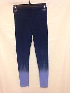 Calvin Klein Performance Tie Dye Bottom Active Legging XS NH4 PF6P0654 NWT