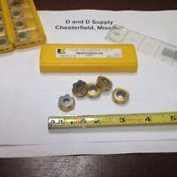 RCGT64SHF KC725M *** Pack of 5 *** Kennametal 2606186 Carbide Inserts