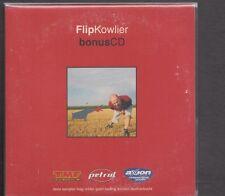 FLIP KOWLIER Bonuscd CD AUDIO & VIDEO & CLIPS BELGIUM T'HOF VAN COMMERCE