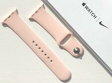 Apple Watch Sport Band Strap 38mm /40mm Pink Sand