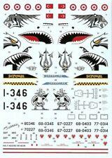 "NEW 1:48 Hi-Decal Line 48028 McDonnell F-4E / RF-4ETM Phantom II ""Turkish AF"""