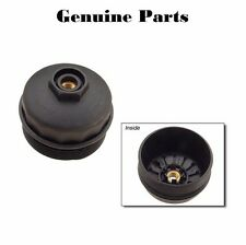 For OES Genuine Oil Filter Housing Cap VW Volkswagen Golf Jetta Passat