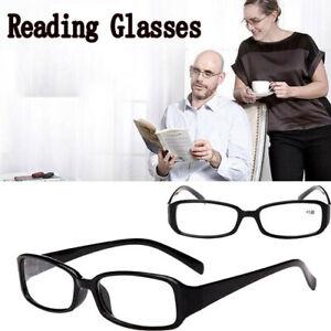 1Pcs Reading Glasses Mens Womens Unisex Reader 1.0 1.5 2.0 2.5 3.0 3.5 4.0
