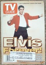Magazine /TV guide - Elvis Forever 1997 Issue 1 of 4...