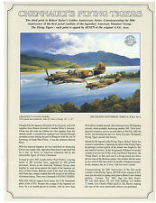 Robert Taylor Chennault's Flying Tigers Aviation FLYER