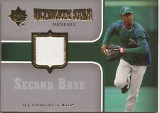 B.J. UPTON 2007 Ultimate Collection Star Materials Jersey