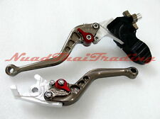 CNC Adj Brake Clutch Lever & Perch Monkey Dax Xr Cbr125 Cbr150