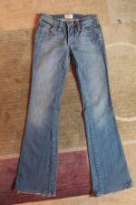 Frankie B. Pink Rhinestone Jeans size 2