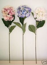 Artificial silk flowers & plants Hydrangea stem F59H
