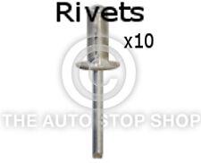 Rivet 7,5 X 17MM Grip Range 0,5 To 1,5MM Citroen DS3/Envío/Nemo etc 9860 10PK