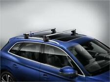 2018+ Audi Q5/SQ5 Factory Dealer Accessory Roof Rack Cross Bar Kit - 80A071151