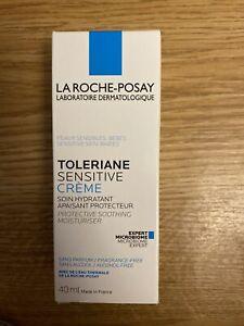 La Roche-Posay Toleriane Sensitive Moisturiser for Sensitive Skin 40ml New 06/22