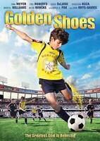 GOLDEN SHOES DVD - Pre Owned Disc Only listing. Free Shipping
