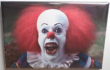"""Pennywise IT 2"""" x 3"""" Refrigerator Locker MAGNET Style 2"""