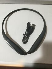 Lg Tone Ultra Hbs-820 Bluetooth Wireless Stereo Headset (No Light )