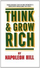 **NEW** - Think and Grow Rich (Mass Market Paperback) 0449214923