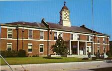 JACKSONVILLE NC Onslow County Court House postcard