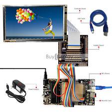 "8051 Microcontroller Development Board USB Programmer for 7""TFT LCD Display"