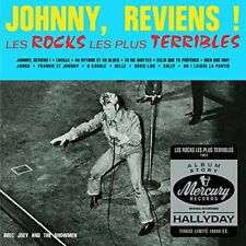 Johnny Hallyday - Les rocks les plus terribles [CD]