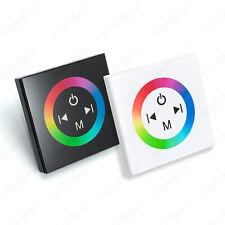 LED Touch Einbau Controller Steuergerät Dimmer für LED RGB Strip 12V 24V