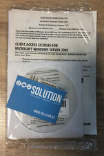 Microsoft Windows Server Standard 2008 R2 inkl. Virtual Key + 5 CALs