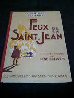 Christiane Fournier - Les feux de la Saint-Jean (1946)