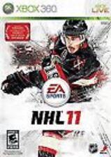 NHL 11 2011 GAME (Xbox 360)