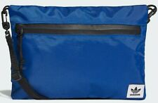 Nuevas Adidas Bolsa Grande Azul Real Dimensiones: 25 cm X 18 Cm