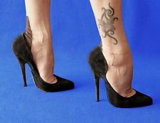 Sexy Fashion 13cm Womens Pointy Toe 13cm Nightclub European High Heel Shoes Uk
