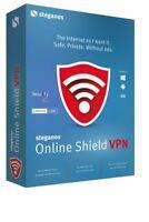 Steganos Online Shield VPN License key 1 Year / 3 Devices / 5GB