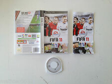 Fifa 11 Sony PSP Portable Playstation PAL FR