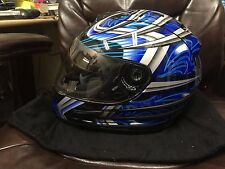 Motorcycle Helmet X4 FMVSS 218 DOT (Size M)