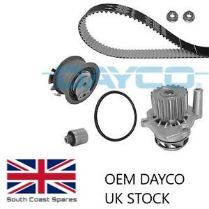 Dayco Timing Belt & Water Pump Kit AUDI SEAT SKODA VW 1.4 1.6 1.9 TDI 2.0 SDI