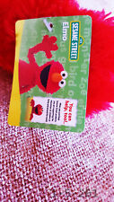 """22"""" LARGE VERY Happy Friend BRIGHT RED PLUSH ELMO Get to SESAME STREET"""
